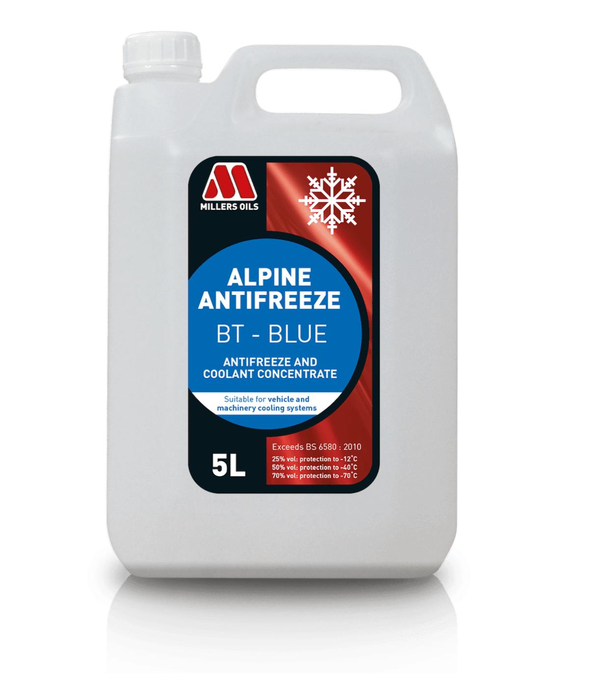 5L Antifreeze BT BLUE