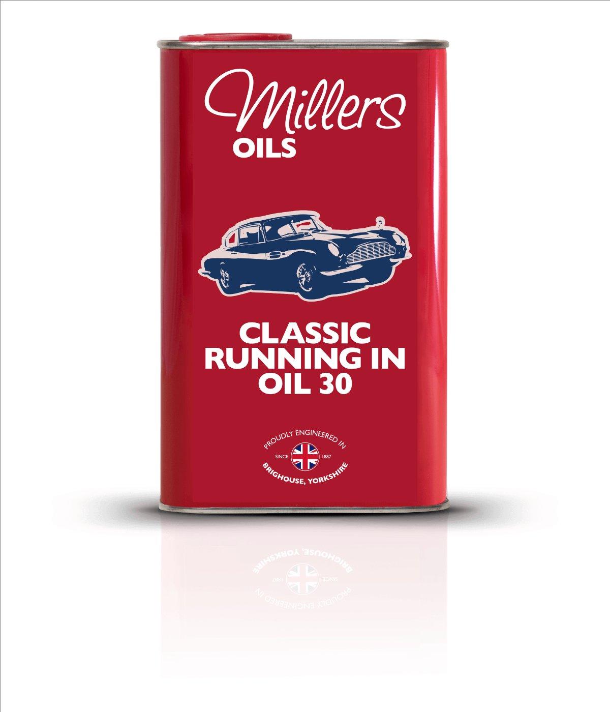 Classic Running in oil 30