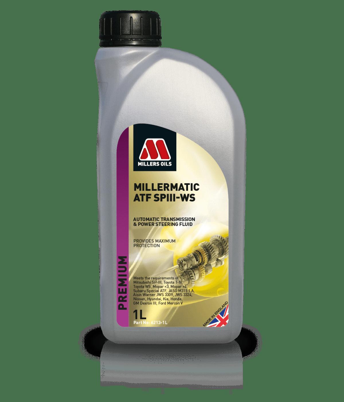 P14220 - Millermatic ATF SP III-WS 6213-1L-01