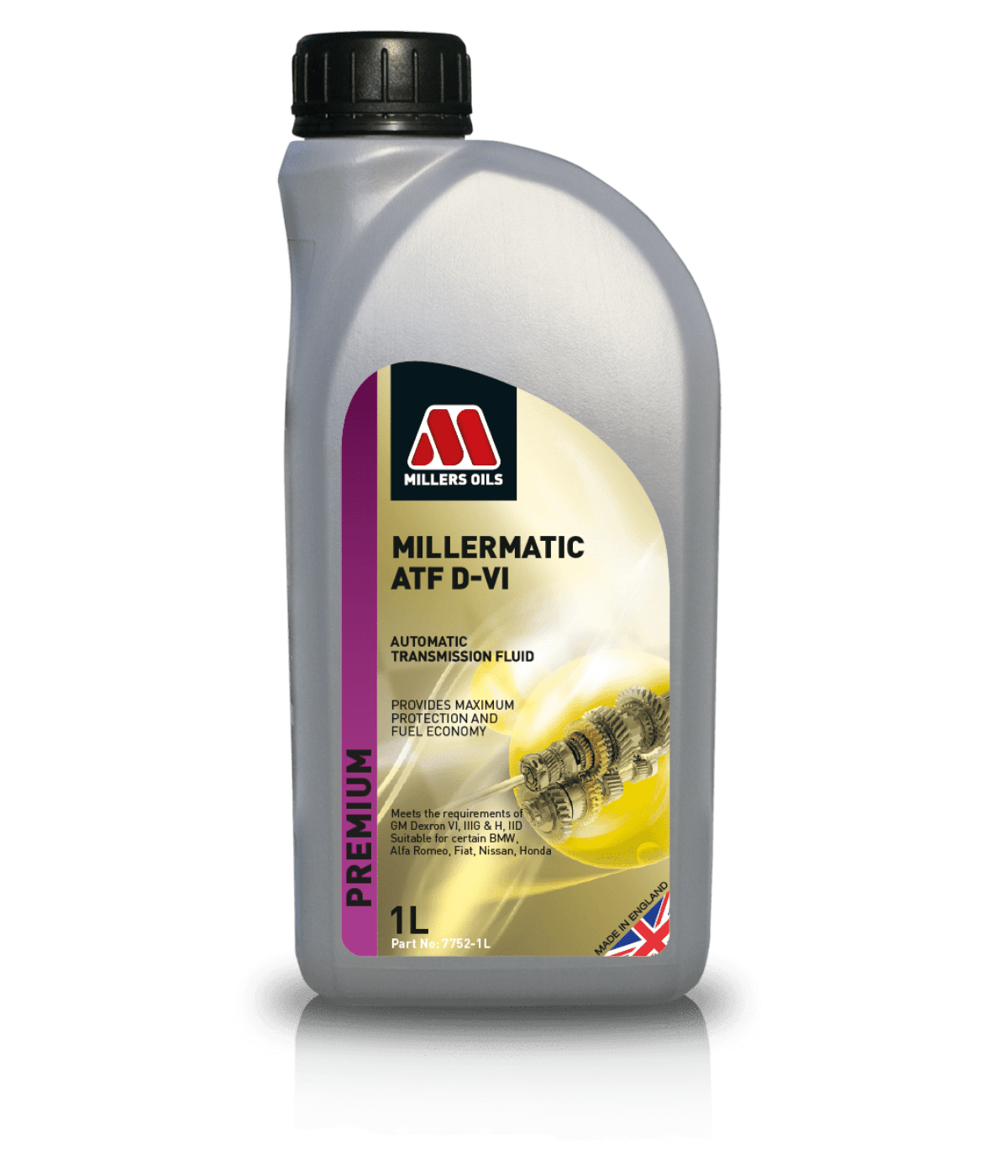 P14226 - Millermatic ATF D-VI 7752-1L-01