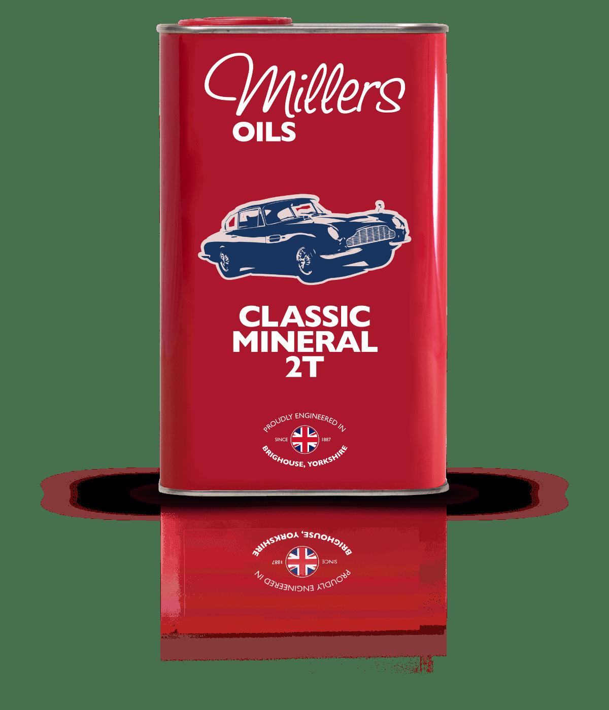 P16101 Classic Mineral 2T 1L