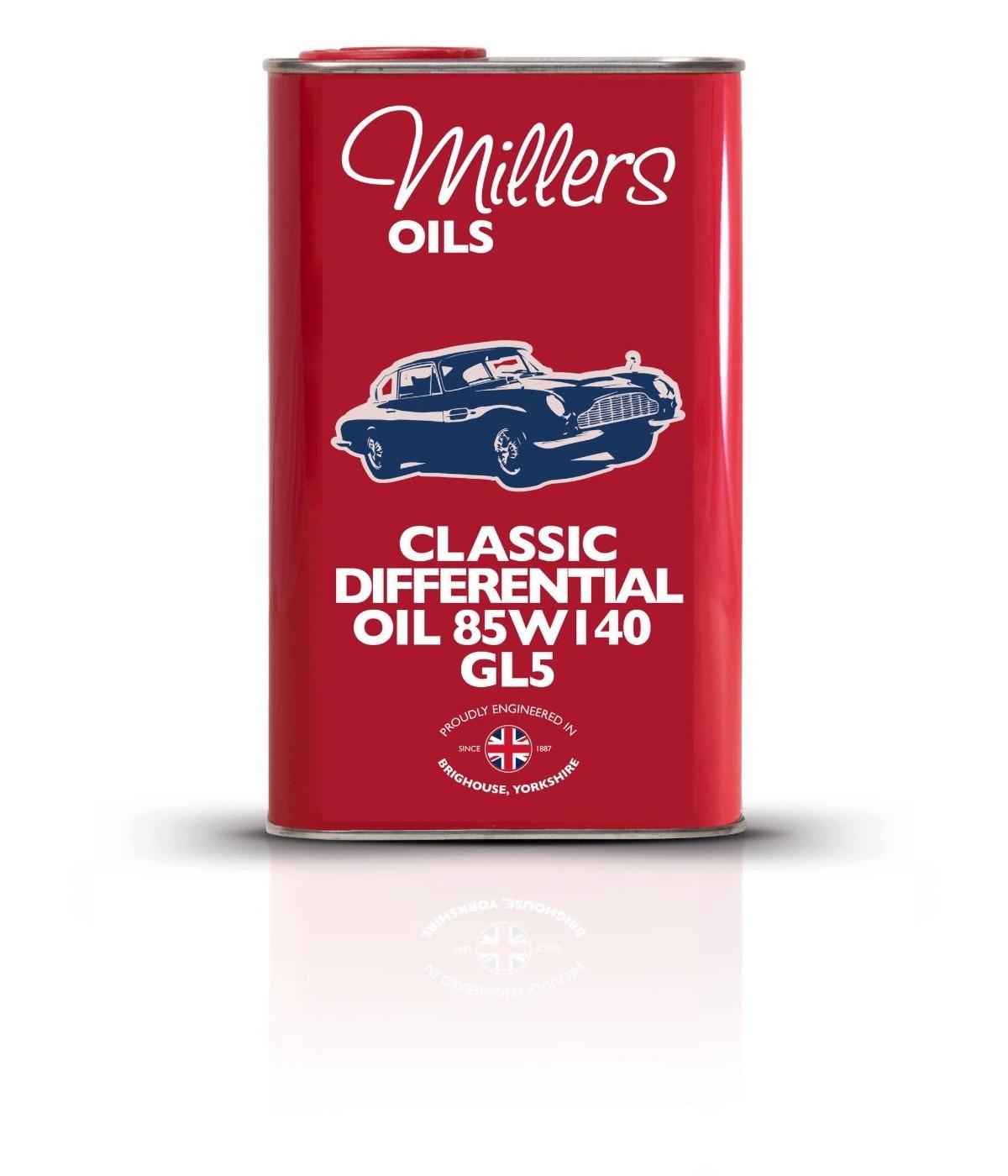 P16103 Classic Diff Oil 85w140