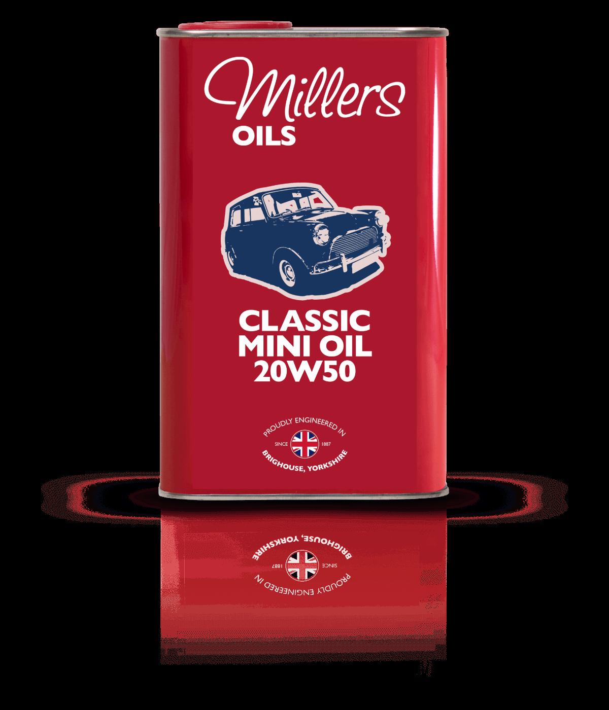 P16111 Classic Mini Oil 20w50
