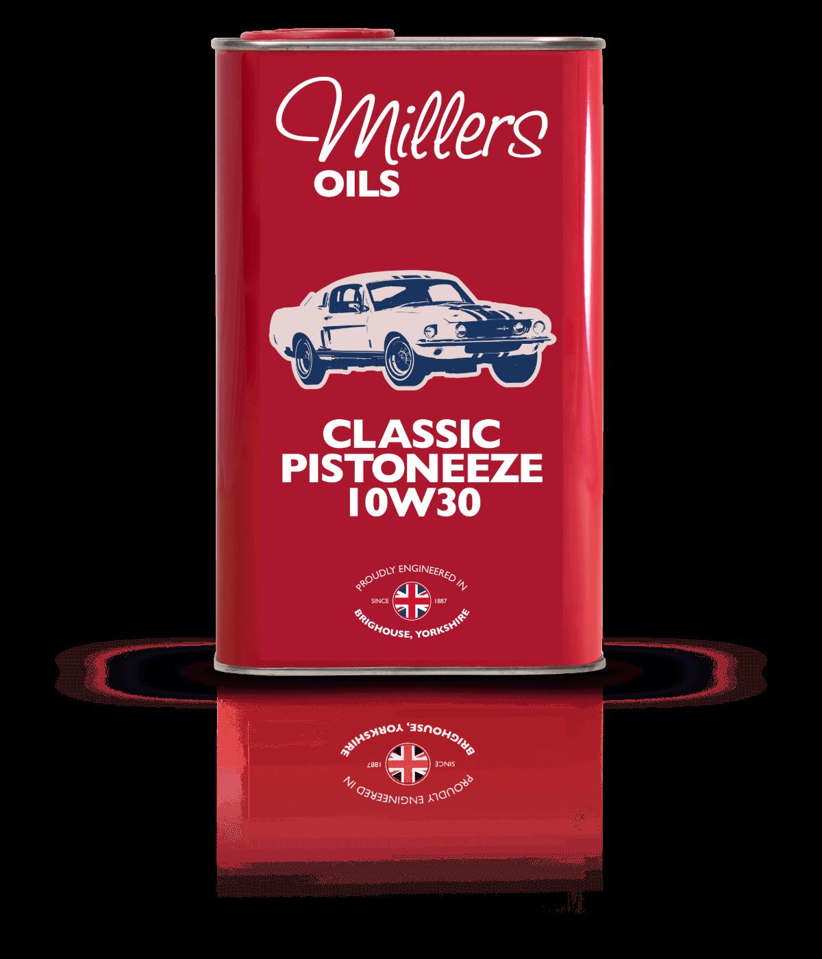 P16113 Classic Pistoneeze 10w30