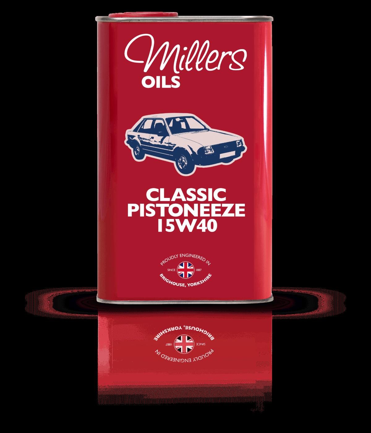 P16117 Classic Pistoneeze 15w40 1L