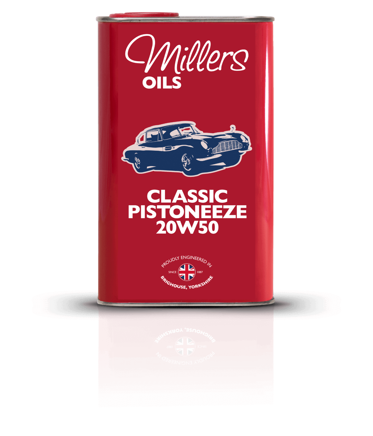 P16119 Classic Pistoneeze 20w50 1L
