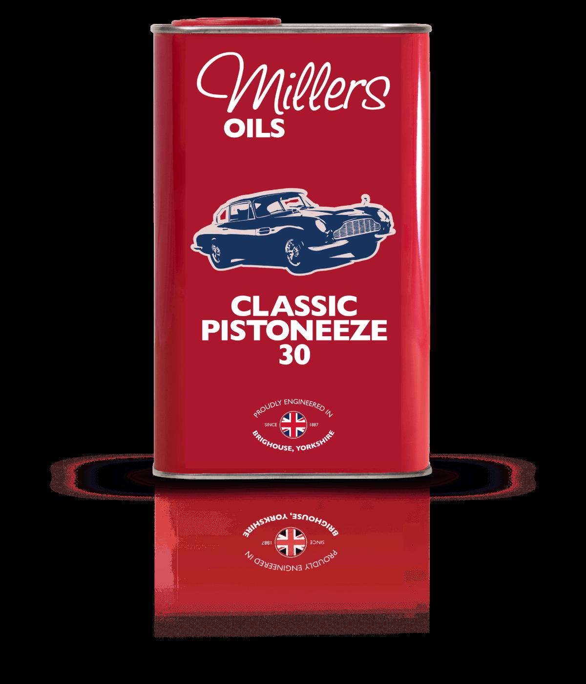P16121 Classic Pistoneeze 30 1L