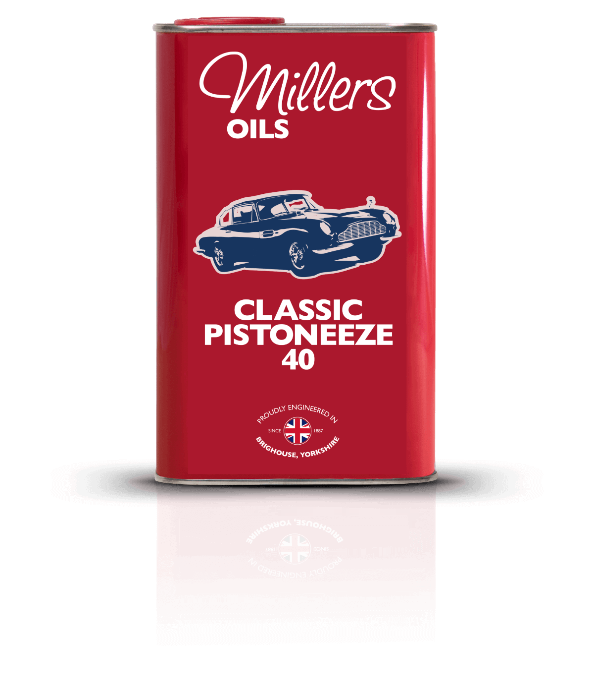 P16123 Classic Pistoneeze 40 1L
