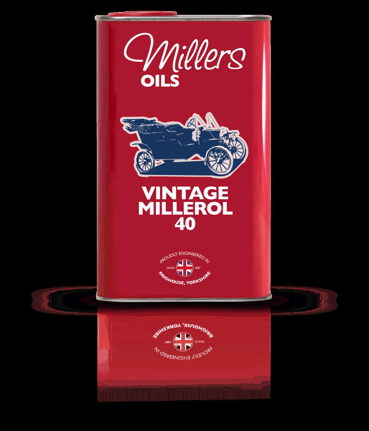 P16143 Vintage Millerol 40 1L