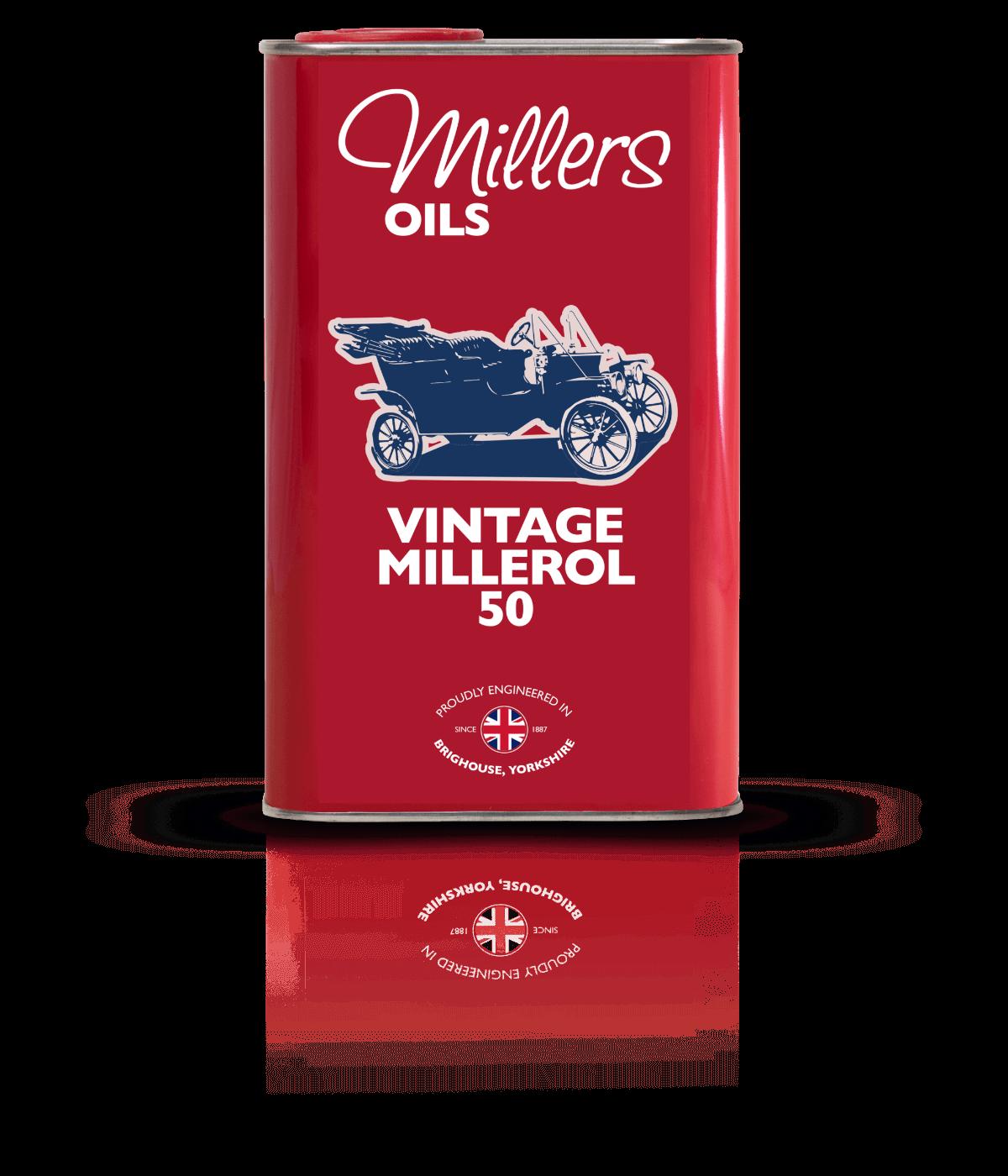 P16145 Vintage Millerol 50 1L