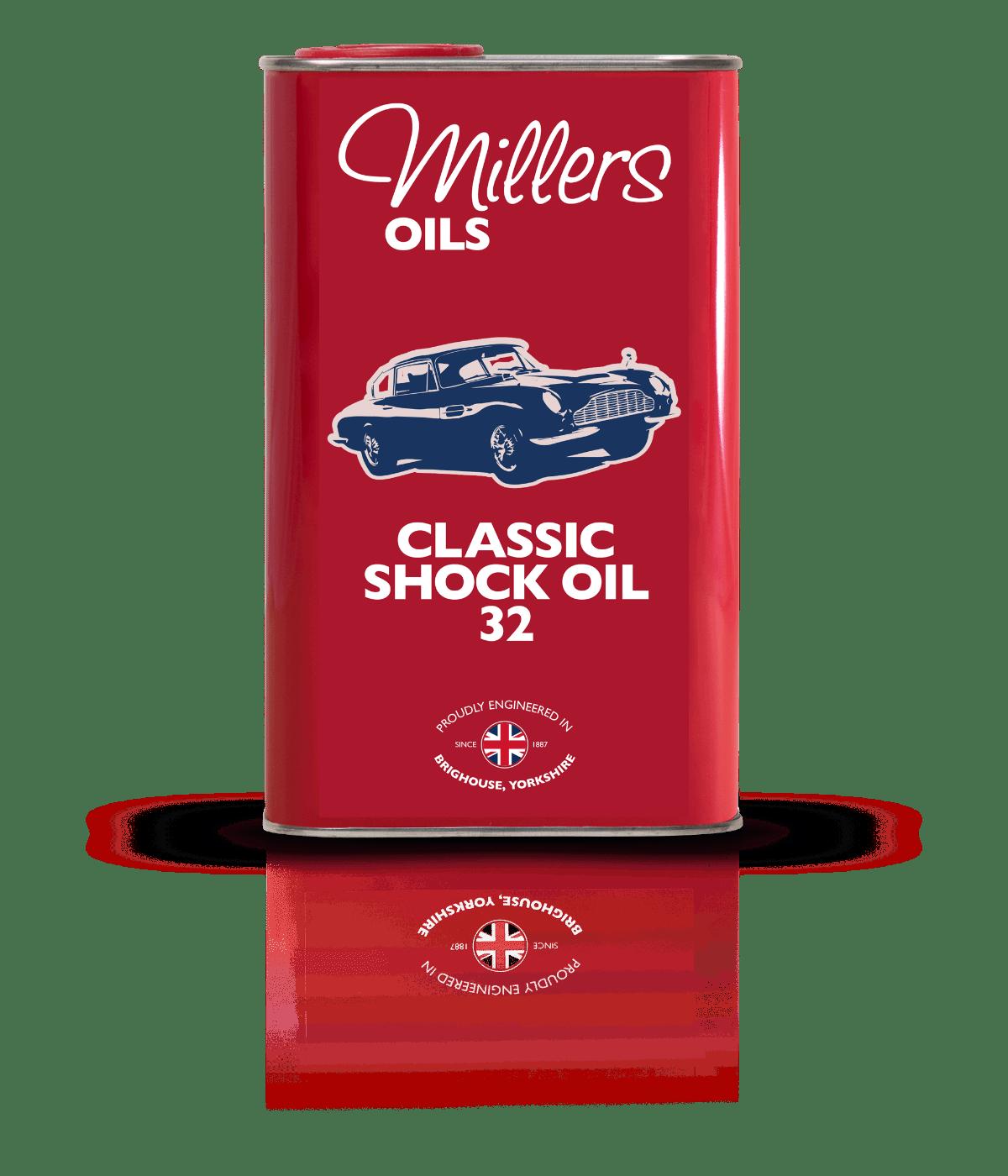 P16151 Classic Shock Oil 32 1L