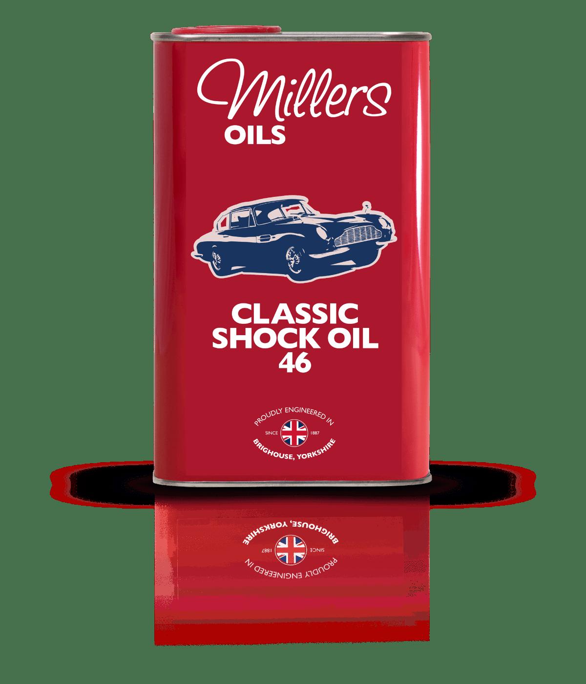 P16152 Classic Shock Oil 46 1L