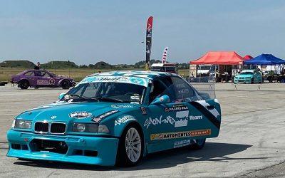 A 2020-as drift bajnokság első fordulójával Kunmadarason is elindult a szezon (2020.06.07.)