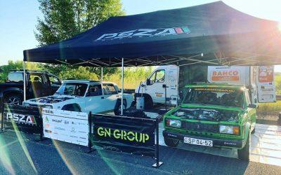 A PSZA Motorsport a Rábaringen tartott tesztnapot (2020. 08. 01.)