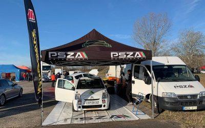 """A """"szezonzáró"""" FRT Kupán sikerrel mutatkozott be a Millers Oils a PSZA Motorsport C2-esében."""