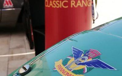 A szoboszlói classic jármű kiállításon jártunk (2020.07.11.)