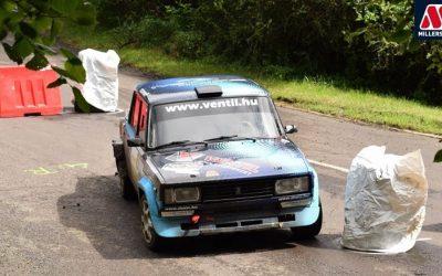 Bodogán László és Velezdi Eszter harmadik helyezést ért el a Salgó Rally-n! :) (2020.07.19.)