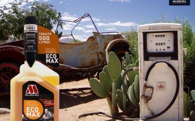Diesel Power Ecomax adalékunk szép lassan az egyik slágertermékünkké válik..