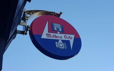 Miért éppen MILLERS OILS?