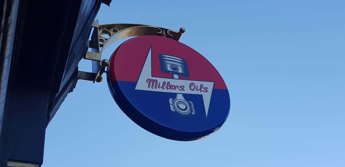 Miért éppen MILLERS OILS