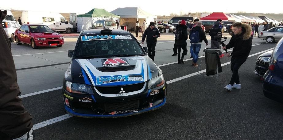 Szilveszter Rally 2019